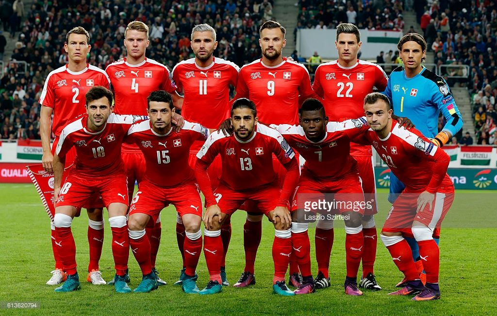 Switzerland football national team