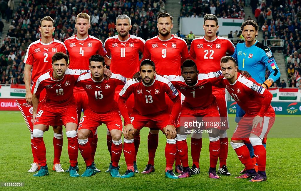 Switzerland football national team