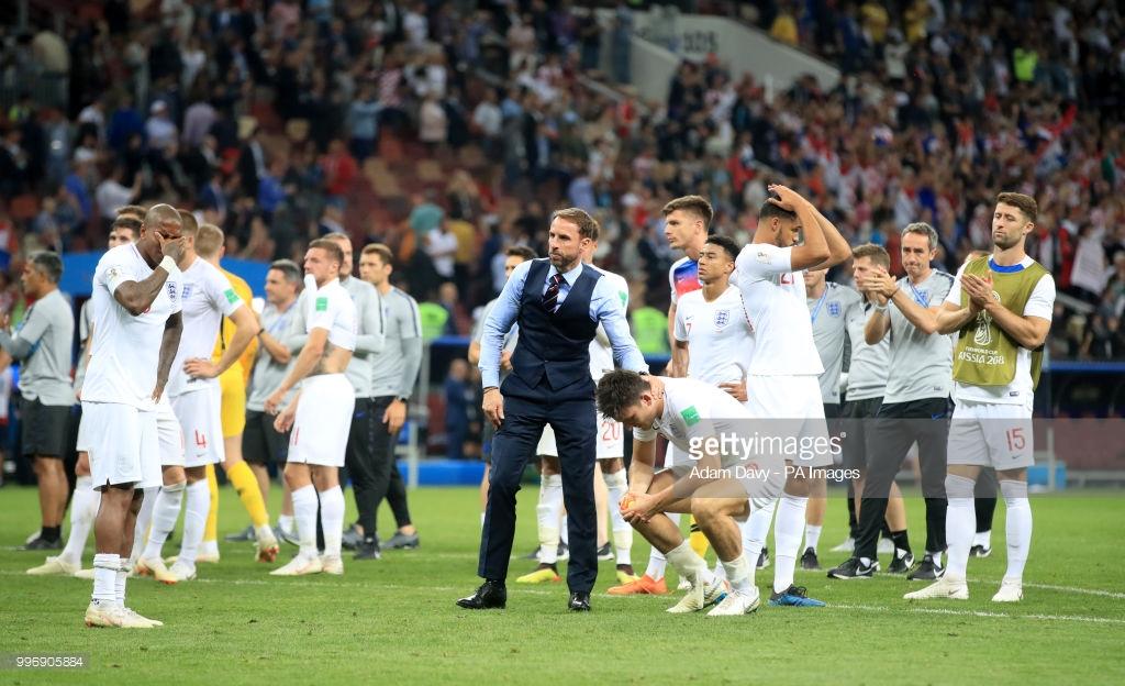 Croatia v England - FIFA World Cup 2018 - Semi Final