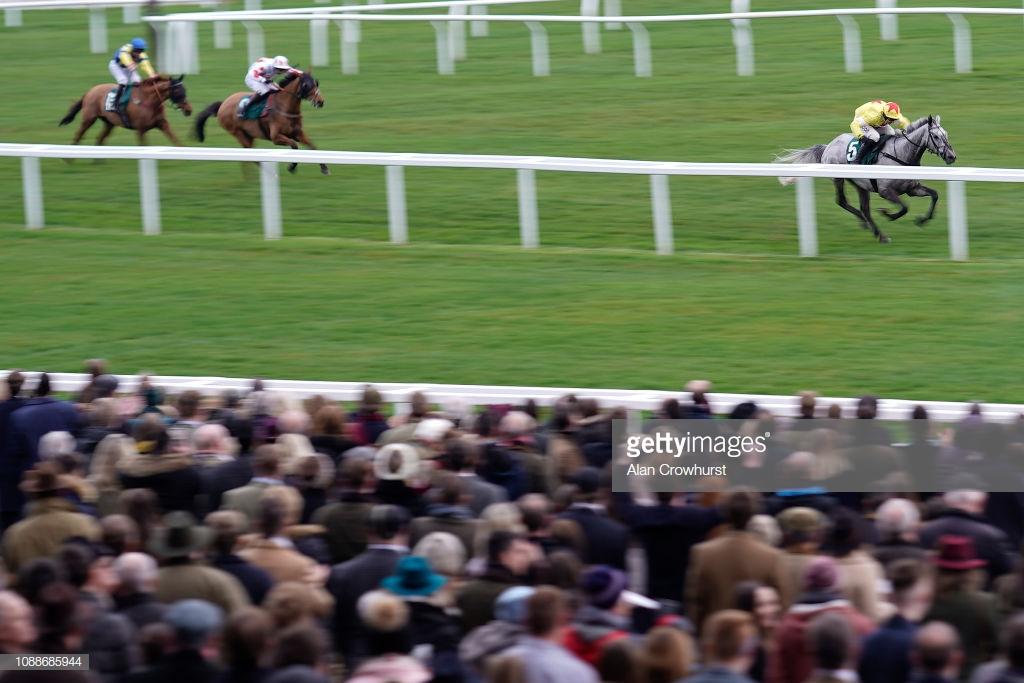 CHELTENHAM, horse race